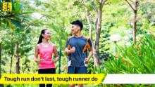 Thử thách chạy mỗi ngày 5 km trong 1 tuần