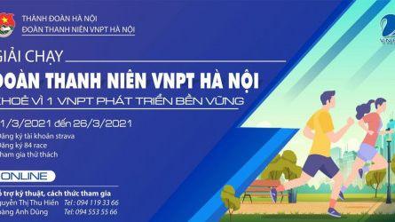 Khỏe vì một VNPT phát triển bền vững - Kỉ niệm 90 năm ngày thành lập Đoàn TNCS HCM