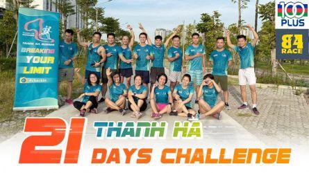 Thanh Ha 21 Days Challenge