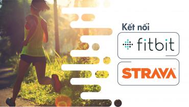 Hướng dẫn kết nối tài khoản Strava với Fitbit