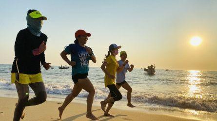 Quảng Bình Runners - Challenge Tháng 6