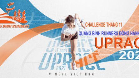Quảng Bình Runners - ĐỒNG HÀNH CÙNG UPRACE 2021