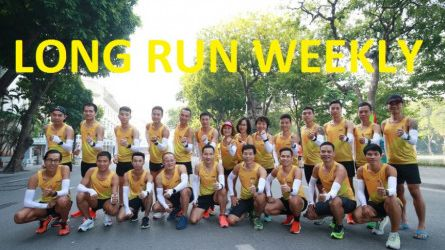 Long Run Weekend - Tuần 1 tháng 6 năm 2021
