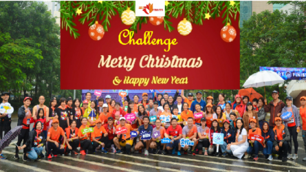 AmsRunners Challenge - Merry Christmas and Happy New Year 2021