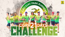Cau Giay Park Runners - 21 Days Challenge