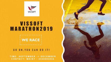 VISSOFT MARATHON 2019 - STRONGER TOGETHER