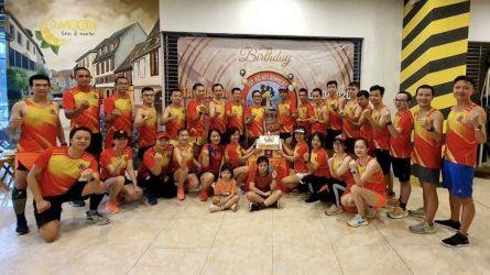 Tây Hà Nội Runner - Đồng hành cùng Uprace 2021