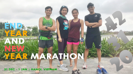 END YEAR AND NEW YEAR MARATHON