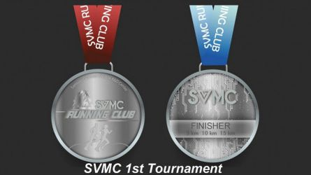 SVMC Running Club -  The First Tournament