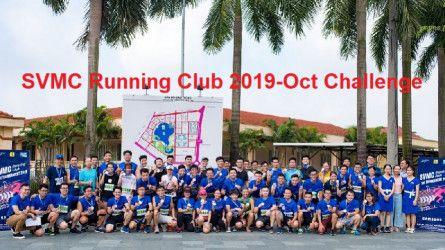 SVMC Running Club 2019-Oct Challenge