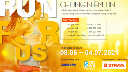 Run for us - Chung niềm tin
