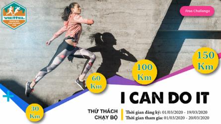 Giải chạy online - Viettel Thanh Hóa