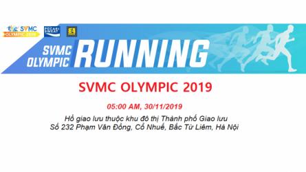 SVMC Olympic 2019 - Running