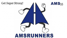AMS35 - Get Super Strong AmsRunners