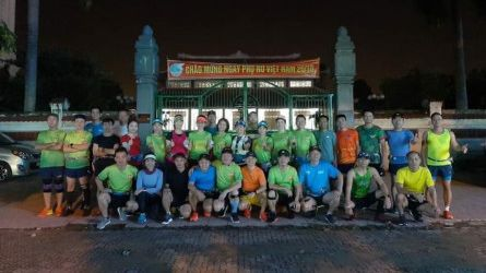 Welcome to the 2nd birthday of Vinh Runners