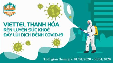 Viettel Thanh hóa - Chung tay đẩy lùi dịch bệnh Covid -19
