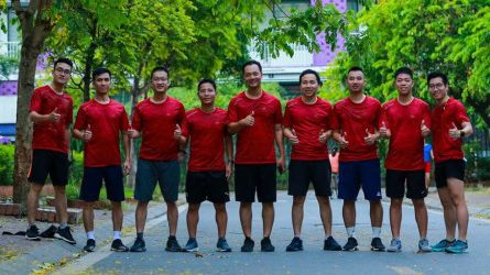 Run For Life T8 - Ecolife Runners
