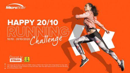 VSC Happy 20-10 Running Challenge