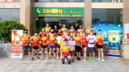 Tây Hà Nội Runners - Khởi động Uprace năm 2021