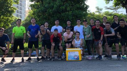SVMC Running Club 3rd Challenge