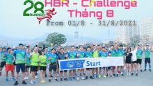 HBR - Challenge tháng 8