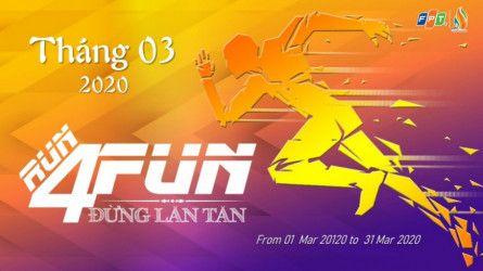 RunForFun Chạy cho ngày FPT Vì Cộng Đồng