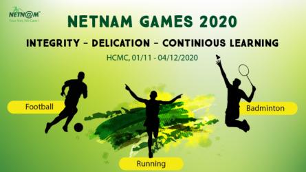 NETNAM GAMES 2020