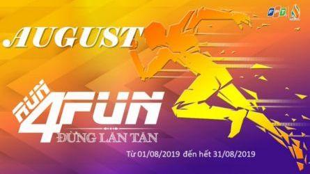 Run For Fun - Đừng Lăn Tăn - Tháng 08