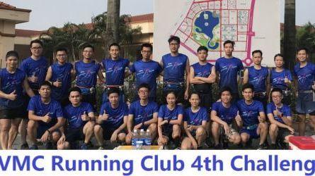 SVMC Running Club 4th Challenge