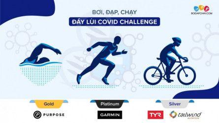 Challenge Tập Luyện Đẩy Lùi Covid