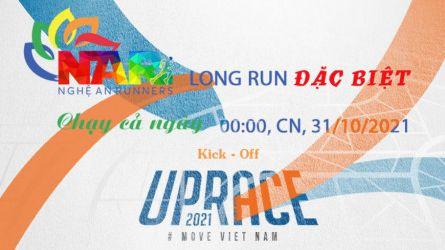 NAR - LONG RUN ĐẶC BIỆT - KICK-OFF UPRACE2021