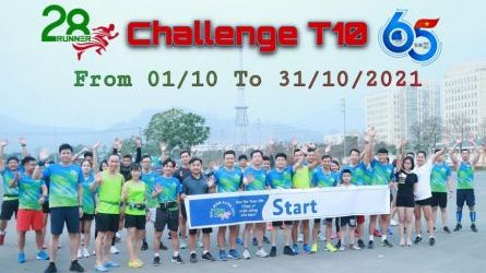 HBR - Challenge tháng 10