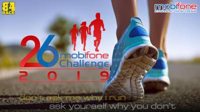 26 MobiFone challenge - tinh thần MobiFone lan toả trong từng bước chạy