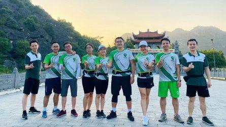 10 năm Vietcombank Ninh Bình - Tháng thi đua thứ 2